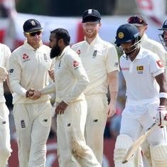 Galle Test: Foakes and spinners put England in driver's seat against Sri Lanka on day 2
