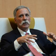 We'd love to have Asian, American and female drivers in the future: F1 chief executive Chase Carey