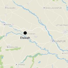 Uttar Pradesh: Seven-month-old child dies in Etawah bus accident, 48 people injured