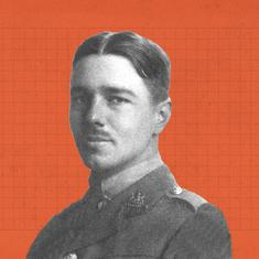 How Wilfred Owen became a chronicler of the futility of war through his poems
