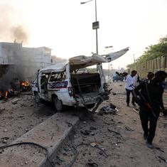 Somalia: At least 17 killed as suicide bombers attack hotel in Mogadishu