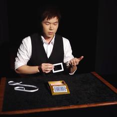 Watch very closely: This astonishing routine won the World Championships of Magic