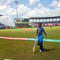 Watch: Harmanpreet Kaur hits eight sixes to become first Indian woman to score Twenty20 century