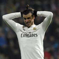 Football transfers: Gareth Bale saga continues as Real Madrid block his move to China