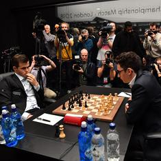 World Chess Championship: Carlsen manages to hold Caruana after early trouble in Game 2