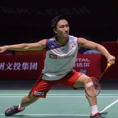 Badminton world No 1 Momota has surgery after suffering double vision, recovery delayed: Report