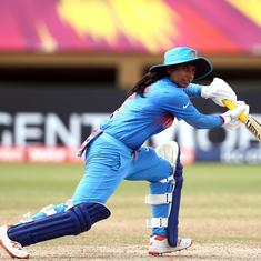 Women's World T20: Mithali Raj stars as India beat Pakistan by seven wickets to win two out of two