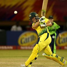 ICC Women's World T20: Record-breaking Alyssa Healy takes Australia to top of group standing