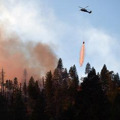 United States: California wildfires toll climbs to 31, at least 200 people unaccounted for