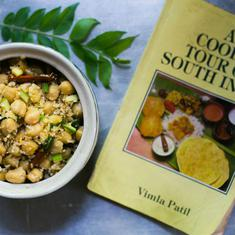 This no-frills cookbook is the ideal beginner's guide to South Indian food