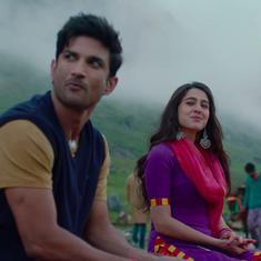 'Kedarnath' trailer: Love amid catastrophe in film starring Sushant Singh Rajput, Sara Ali Khan