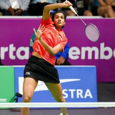 Hong Kong Open badminton: PV Sindhu eyes elusive title, tough draws for Saina Nehwal, Satwik-Chirag