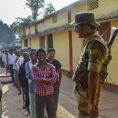 Chhattisgarh: First phase of Assembly elections ends with 70% voter turnout