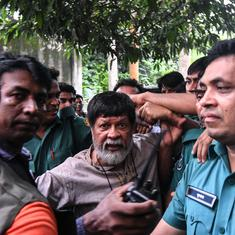 Free photographer Shahidul Alam, Bangladesh urged by Arundhati Roy, other South Asian intellectuals