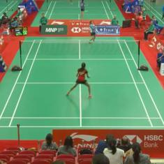 Badminton world juniors: Malvika Bansod and three Indian mixed doubles pairs lose in first round