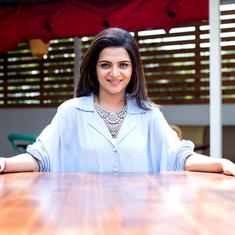 Why we're seeing more of Dhivyadharshini in films: 'Maybe there is a little bit of an actor in me'