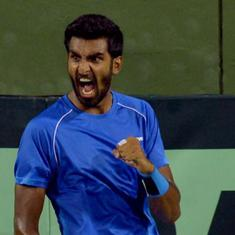 Told Marco Trungelliti he owes me €10,000, jokes Prajnesh Gunneswaran over his French Open miss