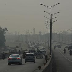 Delhi pollution: Air quality improves as stubble burning declines
