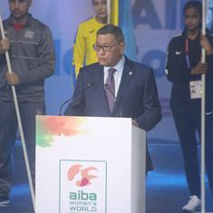 Mixed doubles, national colours for bouts: AIBA boss Rahimov's plan to popularise women's boxing