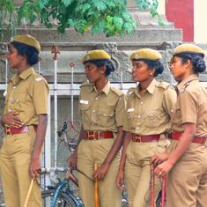 Women comprise only 6.3% of Kerala's police force – and it might be affecting justice