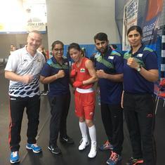 Mary Kom is like Diego Maradona in football: India boxing coach Raffaele Bergamasco