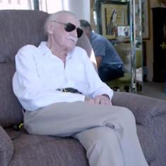 Watch: Stan Lee talked about how much he loved his fans in one of his final videos