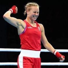 Boxing World Championships: CWG champion Staridsman, Kazakh Shekerbekova earn wins on day one