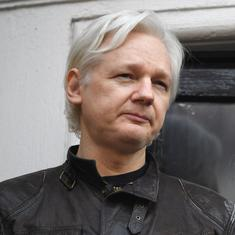 United States: Julian Assange has been charged, prosecutors reveal by mistake