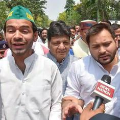 Why Tejashwi Yadav and Akhilesh Yadav represent a new trend in how dynastic politics works in India