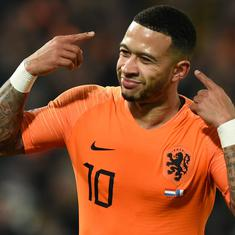 Nations League: Depay dazzles as Netherlands hand France first defeat after winning World Cup