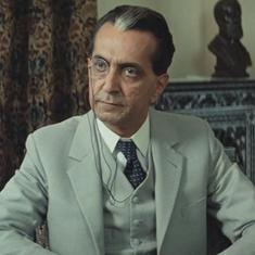 What landed Alyque Padamsee the Jinnah role: 'You raise your eyebrow and people get nervous'