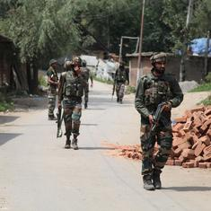 Jammu and Kashmir: Two militants killed during encounter in Shopian, say police