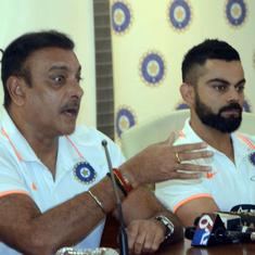 Could become the norm: Kohli, Shastri on two India teams playing at different venues simultaneously