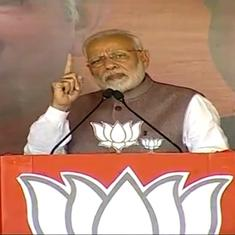 Congress removed Sitaram Kesri, a Dalit, before his term ended to make way for Sonia Gandhi: Modi