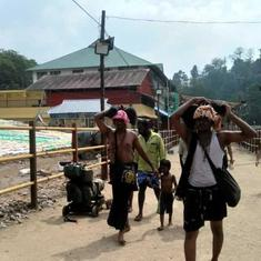 Sabarimala row: At least 68 devotees detained for allegedly defying prohibitory orders