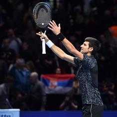 After a 'phenomenal season' in 2018, Novak Djokovic sets sights on seventh Australian Open title