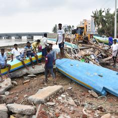 With announcement of bye-poll in cyclone-hit Tamil Nadu district, relief efforts come to a halt