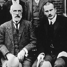 Freud versus Jung: A bitter feud over the meaning of sex