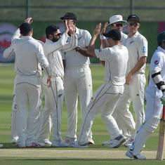 'Collective, epic brainfades': Twitter reacts to Pakistan's collapse from 130/3 to 171 all out vs NZ