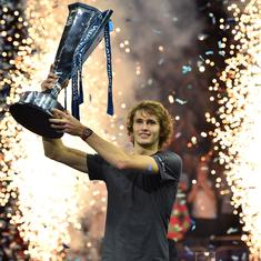 After ATP Finals win, Zverev shows that men's tennis finally has the best candidate for succession