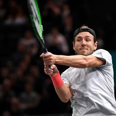 Davis Cup Tennis: France captain Lucas Pouille says final on clay increases risk of injury