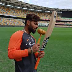 Rishabh Pant to keep wickets as India name 12-man shortlist for first T20I against Australia