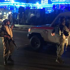 Afghanistan: At least 43 killed, 83 injured in suicide blast at wedding hall in Kabul