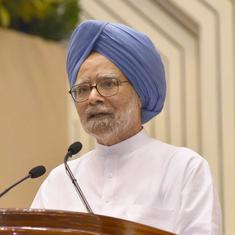 Former PM Manmohan Singh says jobless growth has slipped into job-loss growth