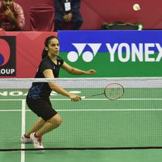 Indonesia Masters: Saina Nehwal reaches second semifinal of 2019, Srikanth, Sindhu knocked out