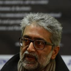 Gautam Navlakha had links with Hizbul Mujahideen and Kashmiri separatists, allege Pune Police