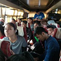 'There was no problem': Syed Modi badminton organisers play down bus fiasco with Indonesia players