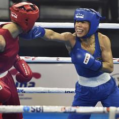 'Desperate for competition': Mary Kom says Asian Boxing C'ship will be crucial Olympics preparation