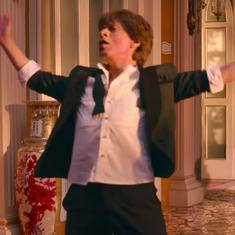 Watch: In 'Mera Naam Tu' from 'Zero', pint-sized Shah Rukh Khan shows king-sized love