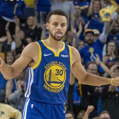 NBA star Stephen Curry escapes serious injury after multi-car accident on California highway